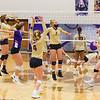10/15/20 - Girls Volleyball - Lafayette at Eureka