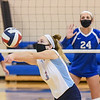 10/20/20 - Girls Volleyball - Parkway West at Westminster