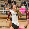 Volleyball Maple Grove vs Rogers 10-25-16