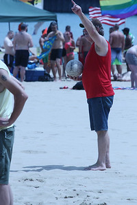 34th Annual Pratt Street Invitational Volleyball Tournament.