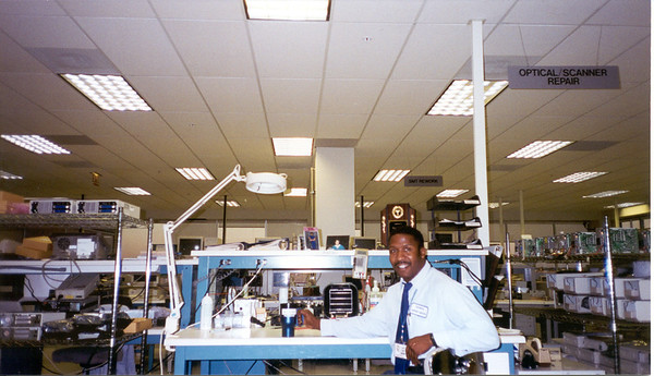 1997-8  08H Keith. Panasonic.Techical Support Center