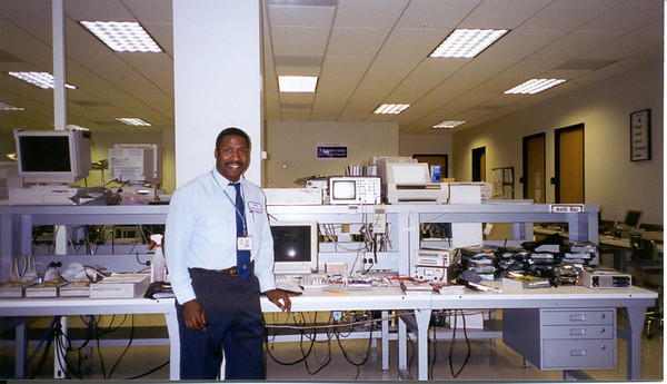 1997-8  09H Keith. Panasonic.Techical Support Services