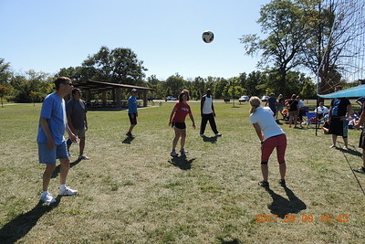 20170909 Volleyball Picnic 2017