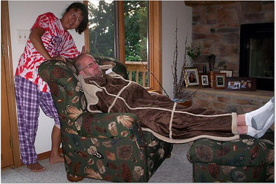 2005-8-26 00003 Evelyn & Steve