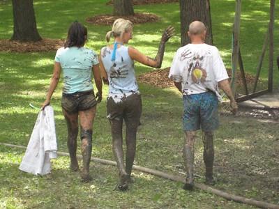 Fun in the Mud 2009 by Ilona Ah-yo