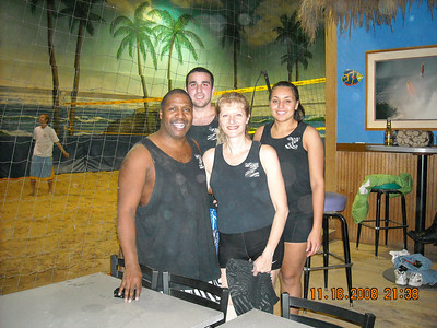 20081118 Team Zebra - CO-ED 6'S RECREATIONAL LEAGUE North Beach Club 003