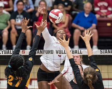 Arizona State Sun Devils at Stanford Cardinal (Women's Pac-12 Volleyball)
