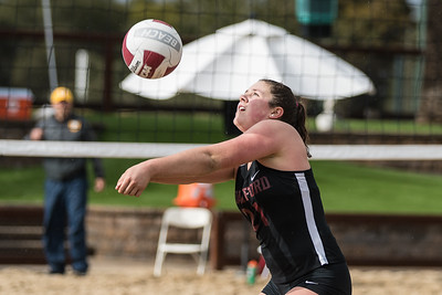Women's Beach Volleyball: 2018 Stanford Bay Area Kickoff