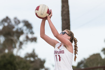 Women's Beach Volleyball: 2018 Stanford Invitational
