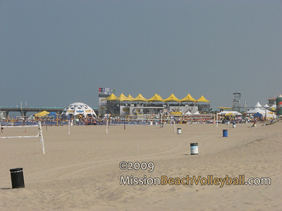 2006 AVP Manhattan Beach Part 1