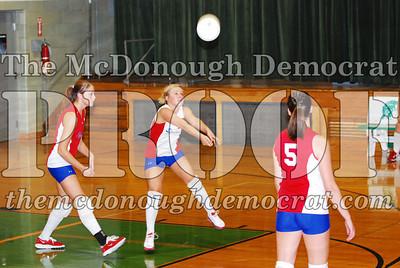 Lady Spartans Varsity V-ball Defeat Abingdon 09-18-07 021