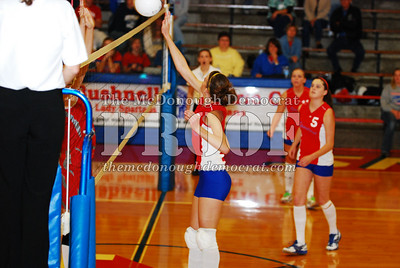 Lady Spartans Fall to Warsaw 10-13-07 019