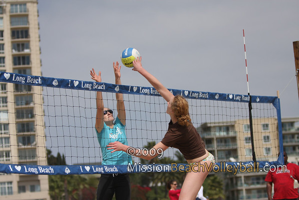 2009 USAV IDQ Qualifier Long Beach Part 1