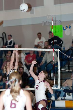 Forks HS vs. Montesano HS, varsity, October 8, 2009