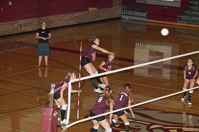Montesano HS vs. Rainier HS, varsity, September 14, 2010