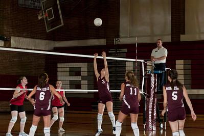 Montesano HS vs. Tenino HS, jv, October 5, 2010
