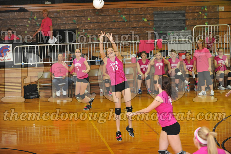 HS G Vb V BPCA vs Lewistown 10-06-11 085