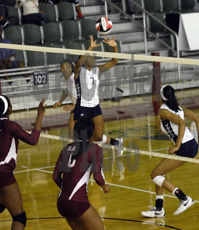 SWAC Women's Volleyball Tournament Championship Jackson State University vs. Alabama A&M University 11/20/2011