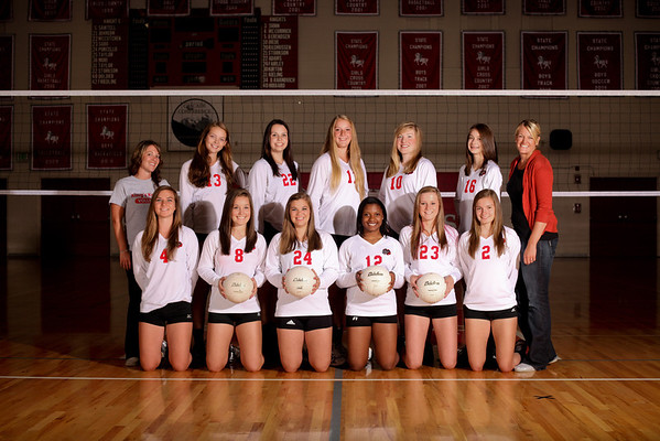 2011 Volleyball