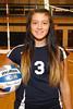 St. Joseph's College 2013 Women's Volleyball Team