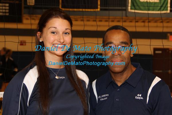 SJC Women's Volleyball Team Pictures