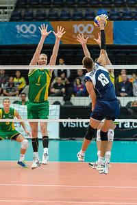Vitaliy Erdshtein (Kazakhstan) & Aidan Zingel (Australia)