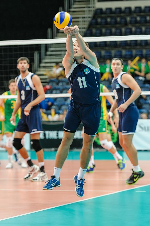 Vitaliy Mironenko (Kazakhstan)