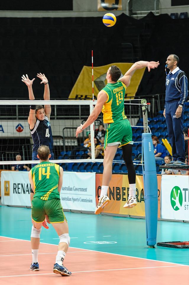 Thomas Edgar (Australia) & Alexandr Stolnikov (Kazakhstan)