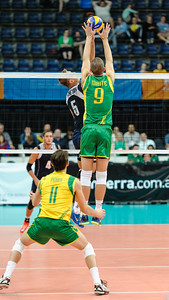 Sergey Kuznetsov (Kazakhstan) & Adam White (Australia)