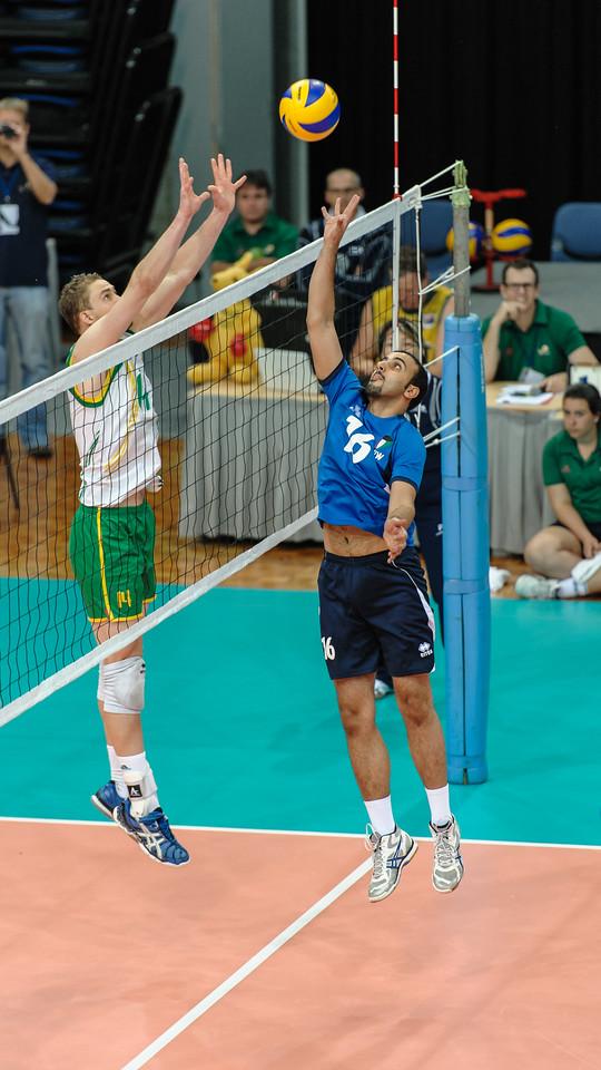 Alkazimi Zaid (Kuwait) & Greg Sukochev (Australia)