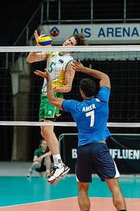 Travis Passier (Australia) & Alsalim Amer (Kuwait)