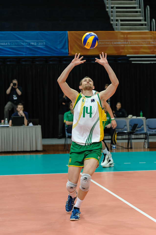 Greg Sukochev (Australia)
