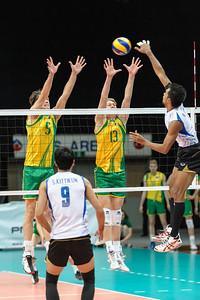 Jirayu Raksakaew (Thailand) & Travis Passier, Sam Walker (Australia)