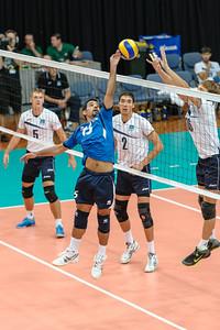 Alkazimi Zaid (Kuwait) & Oleg Verigin (Kazakhstan)