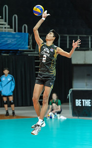 Serve by Vaenpradab (Thailand)