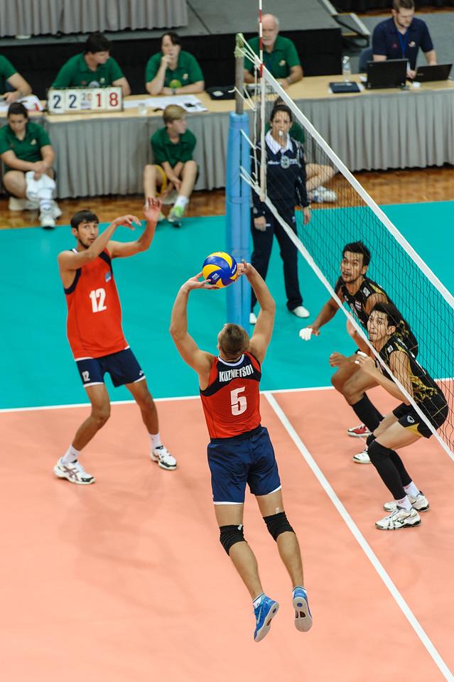 Jump set by Kuznetsov (Kazakhstan)