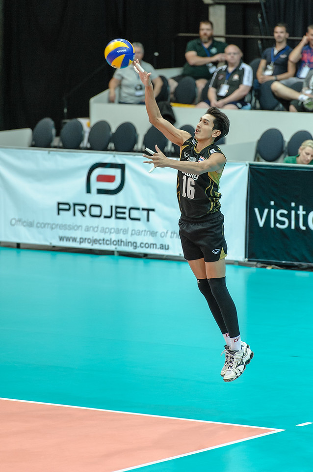 Serve by Nakprasong (Thailand)