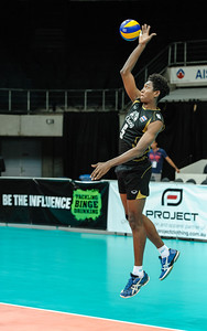 Serve by Nilsawai (Thailand)