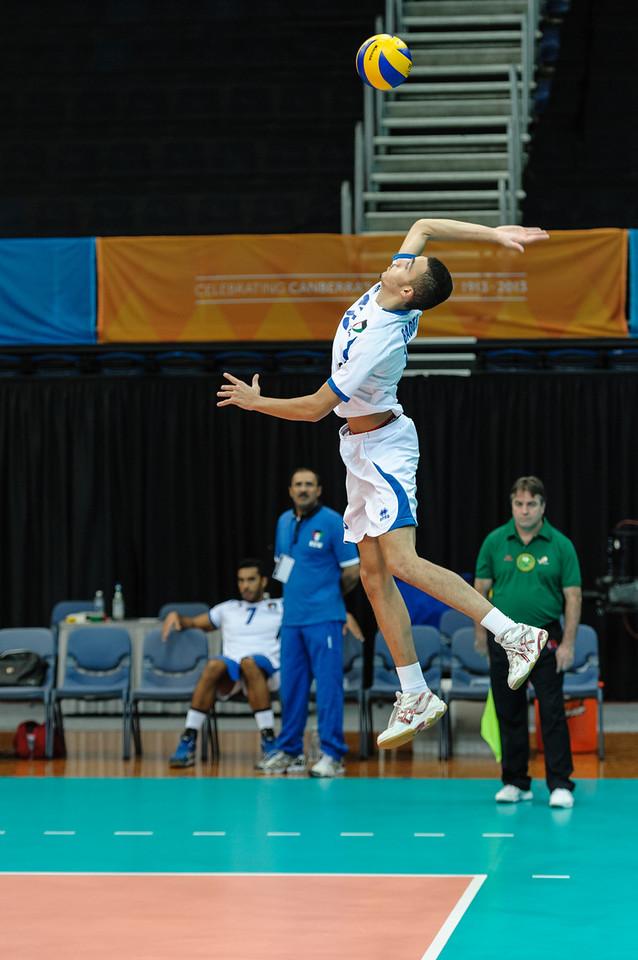 Salim Bader (Kuwait)