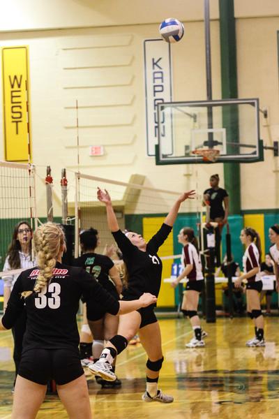 MoJo Volleyball Tournament<br /> Redline vs Club Chaos