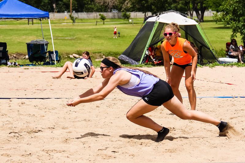 2013 Summer Sand Volleyball