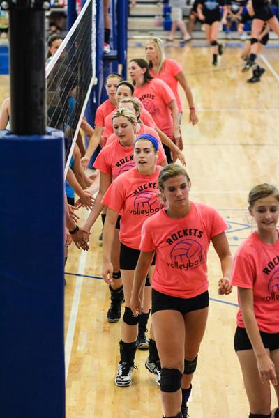 Rose Hill Rocket Volleyball