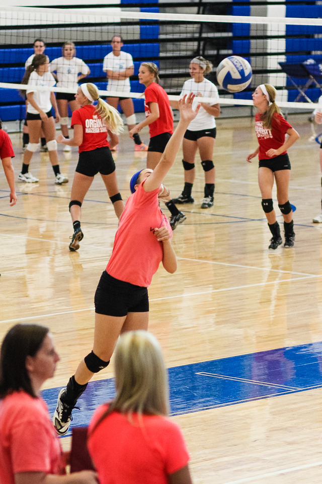 Rose Hill Rocket Volleyball