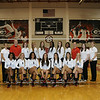 Volleyball Team and Class