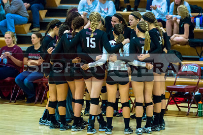 Central Varsity Volleyball