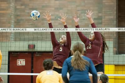Willamette Bearcats vs Whitman Missionaries