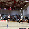 The Bulldogs during their match with Alabama at the Ramsey Center in Athens, Ga., on Friday, Sept. 30, 2016. (Photo by Cory A. Cole)