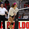 Georgia's Kendall Kazor (7) during the Bulldogs' match with Alabama at the Ramsey Center in Athens, Ga., on Friday, Sept. 30, 2016. (Photo by Cory A. Cole)