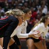 Georgia's Cassidy Anderson (20) during the Bulldogs' match with Alabama at the Ramsey Center in Athens, Ga., on Friday, Sept. 30, 2016. (Photo by Cory A. Cole)