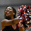 The UGA Georgettes entertain the crowd during the Bulldogs' game with Savannah State at the Ramsey Center in Athens, Ga., on Saturday, August 27, 2016. (Photo by David Barnes)